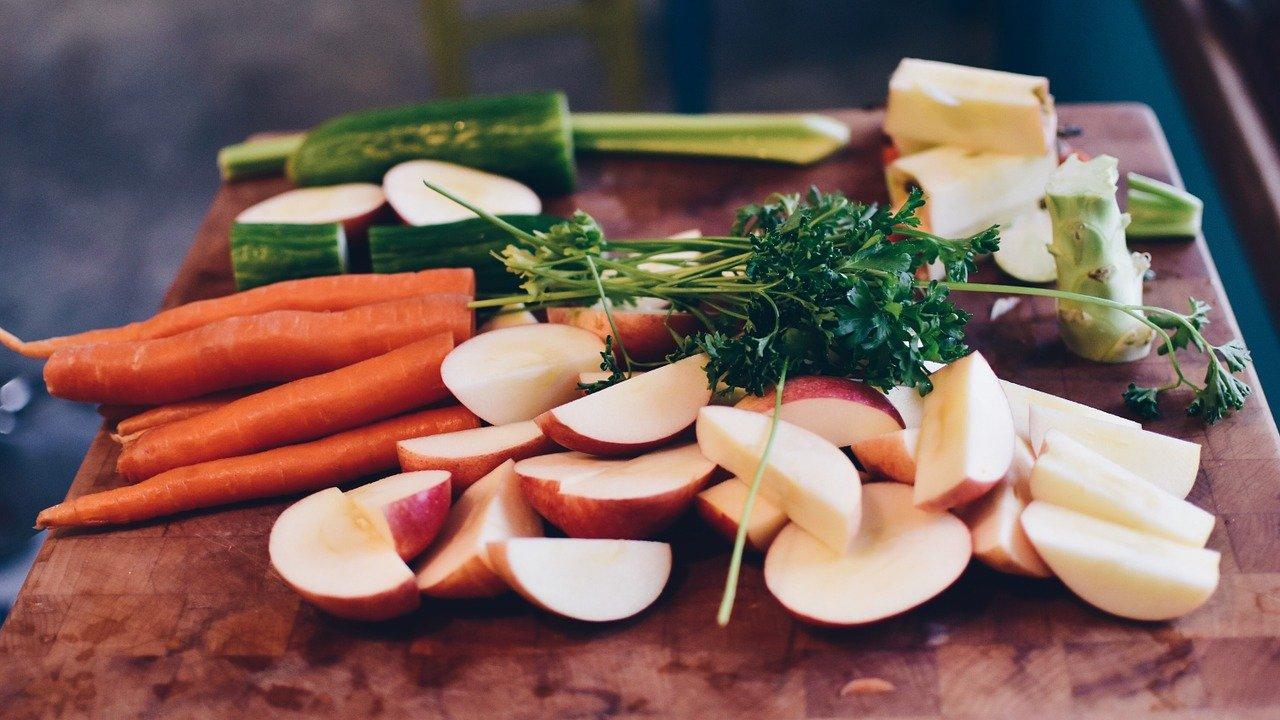 Ausbildung gesunde Ernährung nach TCM Foto (c)Free-Photos/ Pixabay