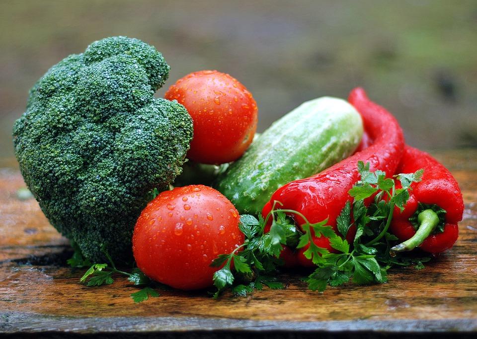 Gesundes Gemüse Foto@ JerzyGorecki pixabay.com